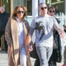 Jennifer Lopez and Casper Smart Go Out in NYC