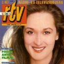 Meryl Streep - Szines Rtv Magazine Cover [Hungary] (10 January 1999)