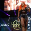 Remy Ma – Performs 'shETHER' at Hot 97 Summer Jam in New Jersey - 454 x 393