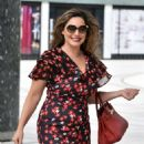 Kelly Brook at ITV Studios in London