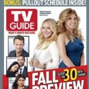 Hayden Panettiere, Connie Britton - TV Guide Magazine Cover [United States] (18 September 2012)