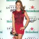 Altair Jarabo: Skyfall Mexican premiere