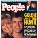 Goldie Hawn - People Magazine [United States] (11 June 1990)