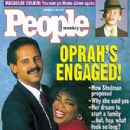 Oprah Winfrey - People Magazine [United States] (23 November 1992)