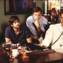Left to right) Adam Goldberg as Tony, Thomas Lennon as Thayer and Matthew McConaughey as Ben in Paramount's How To Lose A Guy In 10 Days - 2003 - 454 x 306