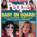 Michael Jackson - People Magazine [United States] (2 December 1996)