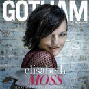Elisabeth Moss - Gotham Magazine Cover [United States] (September 2014)