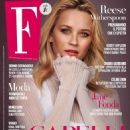 Reese Witherspoon – F Magazine (November 2019)