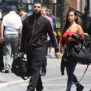 Drake and Malaika Terry