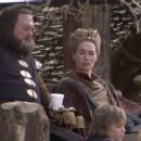Lena Headey and Mark Addy