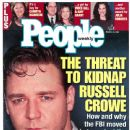 Russell Crowe - People Magazine [United States] (26 March 2001)