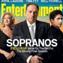 James Gandolfini - Entertainment Weekly Magazine [United States] (13 April 2007)