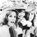 Linda Henning, Lori Saunders, Meredith MacRae
