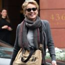 Sharon Stone is all smiles while out shopping with a friend in Beverly Hills, California on January 20, 2015