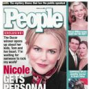 Nicole Kidman - People Magazine [United States] (14 April 2003)