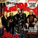K.K. Downing, Glenn Tipton, Scott Travis, Ian Hill, Rob Halford - Headbang Magazine Cover [Turkey] (1 May 2010)