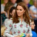 Kate Middleton – Attends the 'Back to Nature' festival in England - 454 x 555