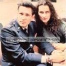 Veronica Hamel and Michael Madsen