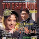 Adela Noriega, Fernando Colunga - TV Espanol Magazine Cover [United States] (March 2005)