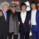 The Rolling Stones celebrate their 50th anniversary with an exhibition at Somerset House on July 12, 2012 in London, England - 454 x 338