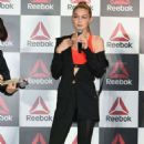 Gigi Hadid – Reebok talk event at CrossFit Toranomon in Tokyo