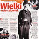 Charlie Chaplin - Tele Tydzień Magazine Pictorial [Poland] (7 April 2017) - 454 x 642