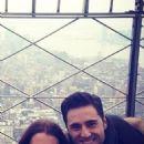 David Bustamante and Paula Echevarria - 454 x 605