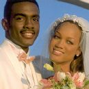 Bill Bellamy and Tyra Banks in Love Stinks