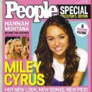 Miley Cyrus - People Special Collectors Edition Magazine [United States] (July 2008)