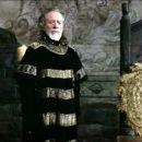 Patrick McGoohan as Longshanks, King Edward I in Braveheart (1995)