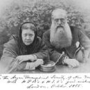 Helena Blavatsky and Henry Steel Olcott