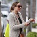 Claire Forlani – Out in Beverly Hills - 454 x 681