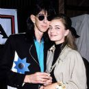 Ric Ocasek and Paulina