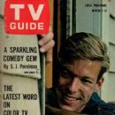 Richard Chamberlain - TV Guide Magazine Cover [United States] (7 March 1964)