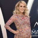 Carrie Underwood – 52nd Annual CMA Awards in Nashville - 454 x 636