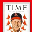 Stan Musial - Time Magazine [United States] (5 September 1949)