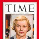 Barbara Geddes - Time Magazine [United States] (9 April 1951)