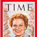 Shirley Booth - Time Magazine [United States] (10 August 1953)