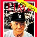 Casey Stengel - Time Magazine [United States] (3 October 1955)