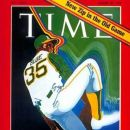 Vida Blue - Time Magazine [United States] (23 August 1971)