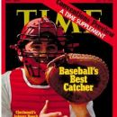 Johnny Bench - Time Magazine [United States] (10 July 1972)