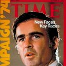 Jerry Brown - Time Magazine [United States] (21 October 1974)