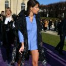 Adele Exarchopoulos and Chiara Mastroianni – Attends the Dior Haute Couture SS 2020 Show in Paris - 454 x 681
