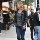 Emily VanCamp – Out in Tribeca in New York City 09/26/2016