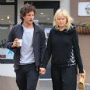 Malin Akerman and boyfriend Jack Donnelly out in Hollywood - 454 x 510