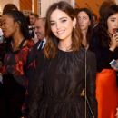 Jenna Coleman – Bvlgari Corner Shop Launch at Selfridges in London - 454 x 682