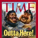 Mark McGwire - Time Magazine [United States] (27 July 1998)