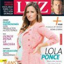 Lola Ponce - Luz Magazine Cover [Argentina] (6 July 2014)