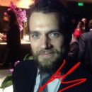 Henry Cavill Selfie-2015 Laureus Sports Awards