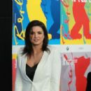 "Gina Carano-February 15, 2012-""Haywire"" Press Conference - 62nd Berlinale International Film Festival"